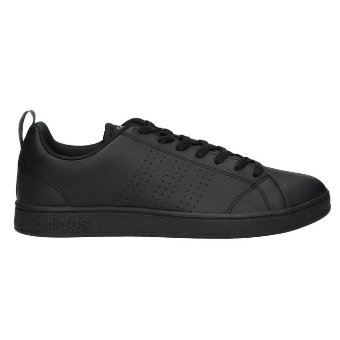 Pánské černé tenisky adidas, černá, 801-6144 - 15