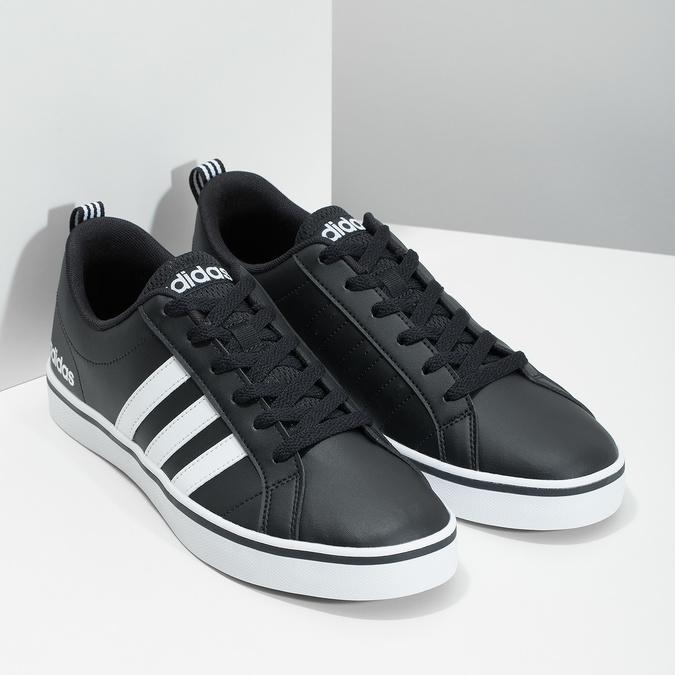 Ležérní pánské tenisky adidas, černá, 801-6136 - 26