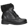 Dámská zdravotní obuv medi, černá, 594-6295 - 15