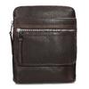 Kožená taška Crossbody bata, hnědá, 964-4237 - 26