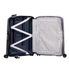 Kvalitní skořepinový kufr samsonite, modrá, 960-9321 - 17