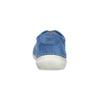 Ležérní kožené polobotky weinbrenner, modrá, 546-9603 - 15