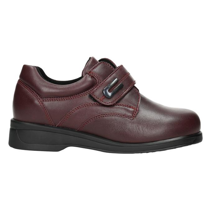 Dámská zdravotní obuv medi, červená, 544-5494 - 15