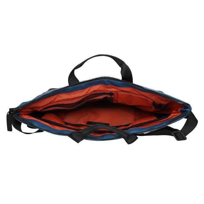 Modrá cestovní taška roncato, modrá, 969-7641 - 15