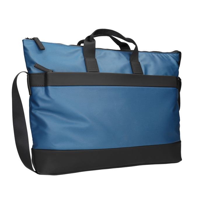 Modrá cestovní taška roncato, modrá, 969-7641 - 13