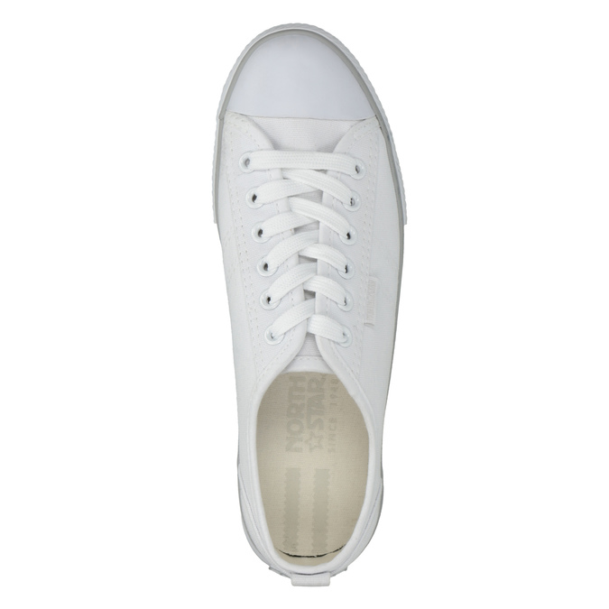 Ležérní dámské tenisky north-star, bílá, 589-1443 - 19