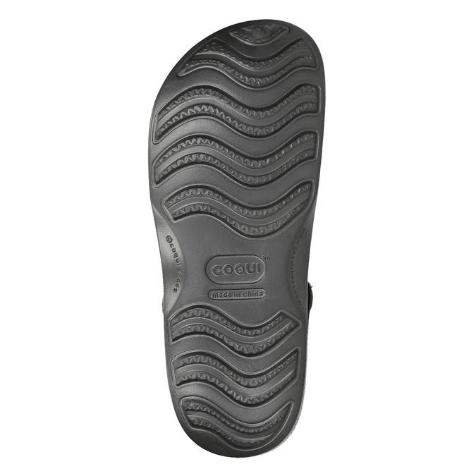 Pánské sandály coqui, šedá, 872-2616 - 19