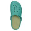 Tyrkysové dámské sandály coqui, tyrkysová, modrá, 572-9606 - 26