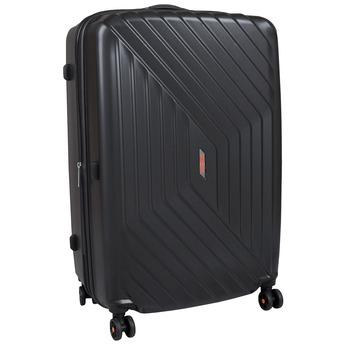 Černý kufr na kolečkách american-tourister, černá, 960-6607 - 13