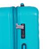 Tyrkysový cestovní kufr american-tourister, modrá, tyrkysová, 960-9607 - 15