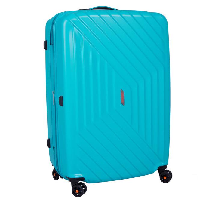 Tyrkysový cestovní kufr american-tourister, modrá, tyrkysová, 960-9607 - 13