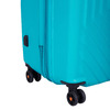 Tyrkysový cestovní kufr american-tourister, modrá, tyrkysová, 960-9607 - 16