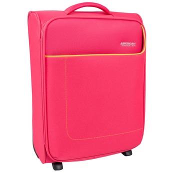 Růžový cestovní kufr american-tourister, vícebarevné, 969-0171 - 13