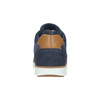 Kožené kotníčkové tenisky bata, modrá, 846-9641 - 17