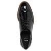 Lakované dámské polobotky bata, černá, 521-6606 - 19