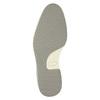 Ležérní kotníčková obuv z kůže bata, hnědá, 826-3912 - 19