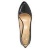 Kožené dámské lodičky insolia, černá, 724-6649 - 19