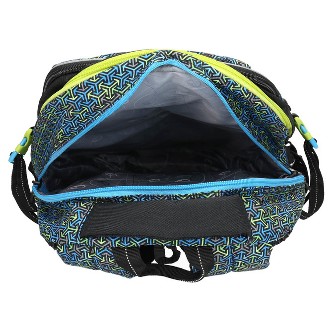 Školní batoh bagmaster, modrá, 969-7648 - 15