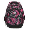 Školní batoh bagmaster, růžová, 969-5650 - 26