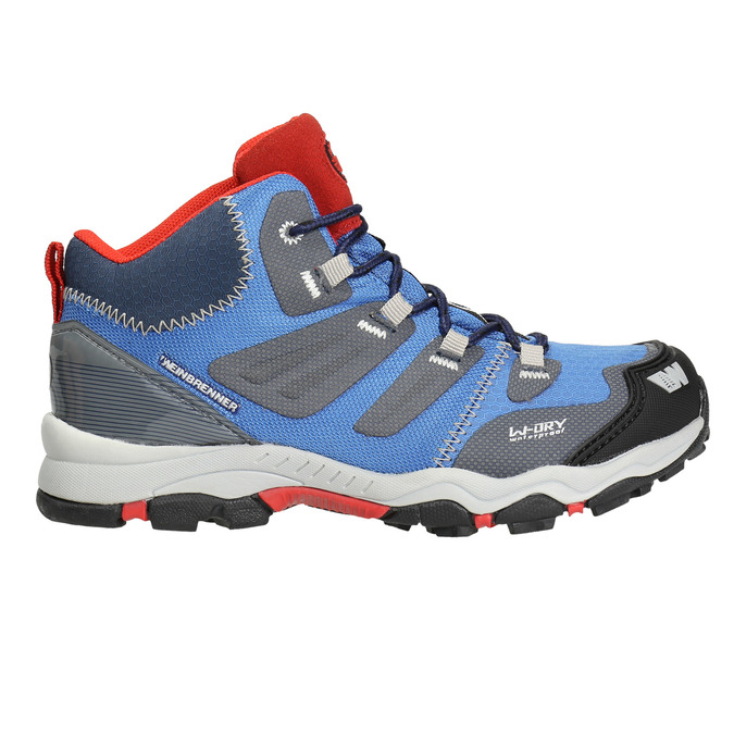 Dětská Outdoor obuv weinbrenner-junior, modrá, 219-9613 - 26
