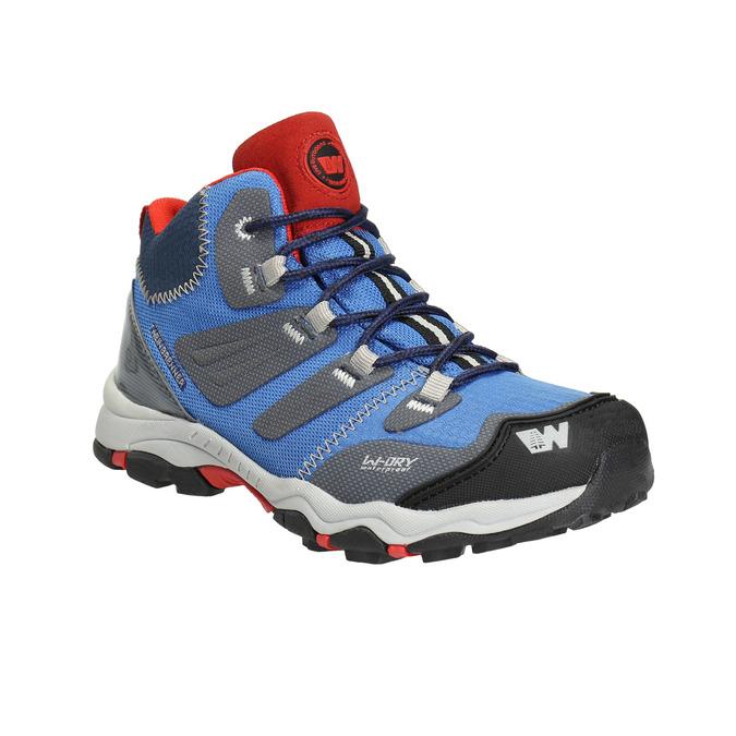 Dětská Outdoor obuv weinbrenner-junior, modrá, 219-9613 - 13