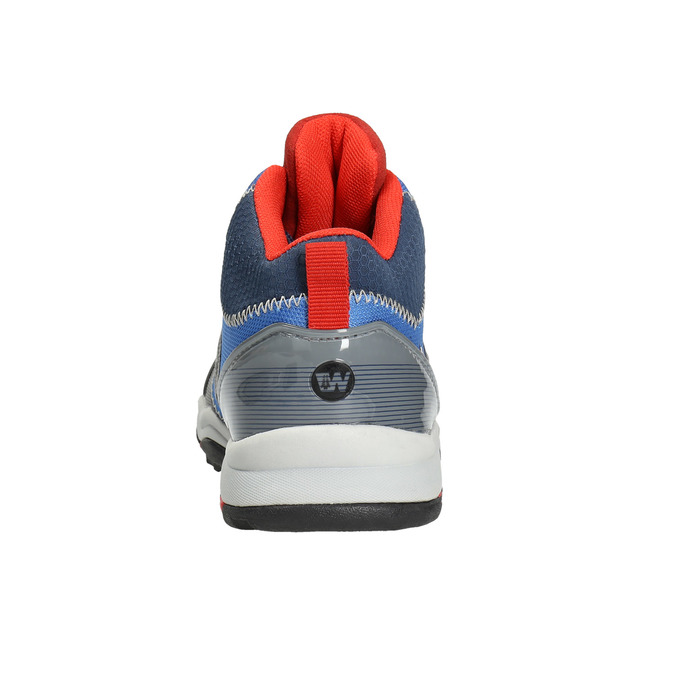 Dětská Outdoor obuv weinbrenner-junior, modrá, 219-9613 - 16