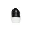 Kožené tenisky s výraznou podešví bata, černá, 526-6641 - 17