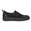Kožená dámská Slip-on obuv bata, černá, 516-6613 - 15