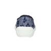 Dětská domácí obuv s kotvou mini-b, modrá, 379-2213 - 17