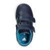 Dětské tenisky na suché zipy adidas, modrá, 101-9161 - 15