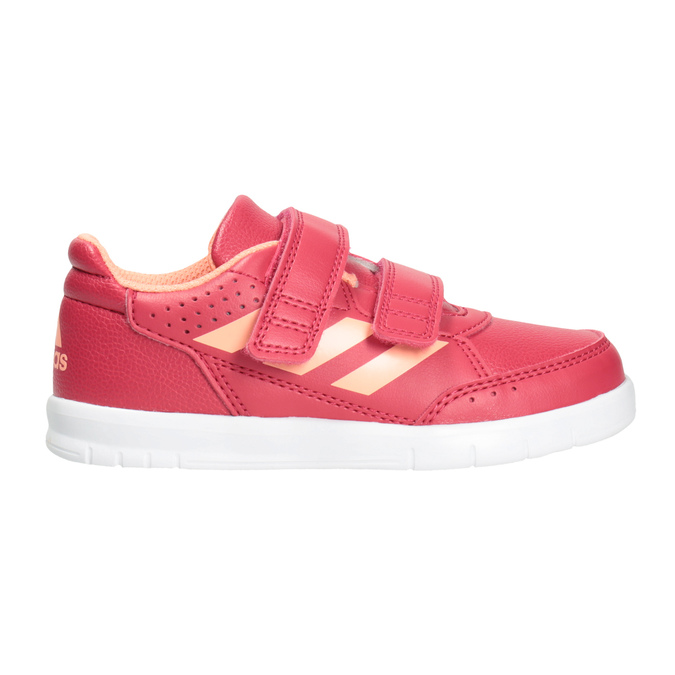 Dětské tenisky na suché zipy adidas, růžová, 101-5161 - 26