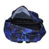 Maskáčový modrý batoh bjorn-borg, modrá, 969-9007 - 15