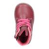 Dívčí kotníčková obuv bubblegummers, růžová, 124-5601 - 26