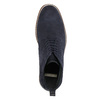 Modrá kotníčková obuv bata, modrá, 823-9615 - 26
