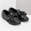 Černá dámská Slip-on obuv s mašlí north-star, černá, 511-6606 - 26