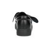 Černá dámská Slip-on obuv s mašlí north-star, černá, 511-6606 - 15