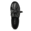 Černá dámská Slip-on obuv s mašlí north-star, černá, 511-6606 - 17