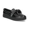 Černá dámská Slip-on obuv s mašlí north-star, černá, 511-6606 - 13