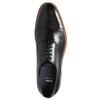 Celokožené Oxford polobotky bata, černá, 824-6414 - 26