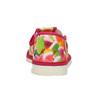 Dívčí domácí obuv se vzorem bata, růžová, 279-5122 - 16