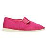 Růžové dětské přezůvky bata, růžová, 279-5121 - 26
