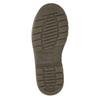 Metalická dětská obuv mini-b, fialová, 321-9612 - 26