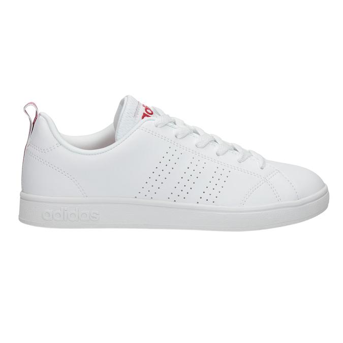 Bílé dámské tenisky adidas, bílá, 501-5500 - 26