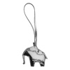 Metalická ozdoba na kabelku bree, stříbrná, 996-1001 - 26