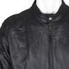 Pánská kožená bunda bata, černá, 974-6154 - 16