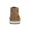 Kožená kotníčková obuv na výrazné podešvi weinbrenner, hnědá, 846-4658 - 16
