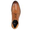 Pánská kožená Ombré obuv bata, hnědá, 826-3913 - 26