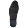 Kožená pánská kotníčková obuv bata, černá, 824-6913 - 19