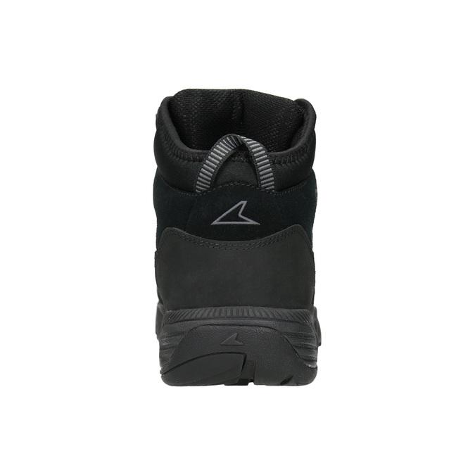 Kotníčková pánská Outdoor obuv power, černá, 803-6232 - 16