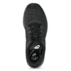 Černé dámské tenisky sportovního střihu nike, černá, 509-0157 - 17